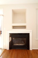 Family Room Gas Fireplace