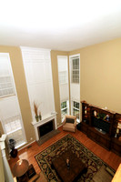 Family Room - view from Upper Level