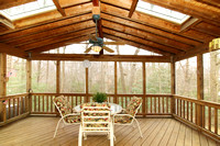 Screened Porch - view 1