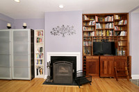Fireplace & Custom Built-ins