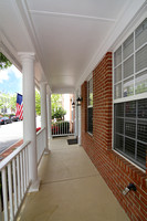 Wraparound Covered Front Porch
