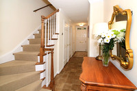 Entry Hallway & Staircase