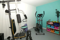 Main Level Exercise Room