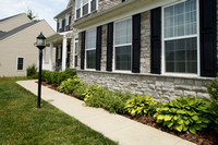 Front Walkway and Landscaping